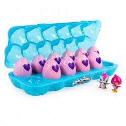 Hatchimals Colleggtibles tojástartó 12 darab tojással 2. évad - Hatchimals plüssök tojásban - Hatchimals plüssök tojásban Hatchimals