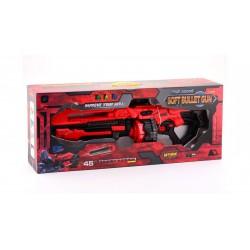 Serve and Protect szivacslövő fegyver - 80 cm - Játék fegyverek - Játék fegyverek Serve and Protect