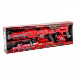 Serve and Protect szivacslövő fegyver - 75 cm - Játék fegyverek - Játék fegyverek Serve and Protect