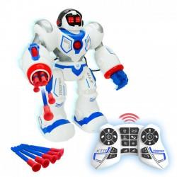 Xtreme Bots Trooper Bot - harci robot - Transformer/átalakuló robot játékok - Transformer/átalakuló robot játékok Xtreme Bots