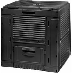 Curver 231599 E-komposztáló, talapzat nélkül, 450 l, fekete színben - KERTI bútorok - KERTI bútorok Curver