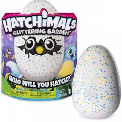 Hatchimals csillámos lilás tojásban 6037417 - Hatchimals plüssök tojásban - Hatchimals plüssök tojásban Hatchimals