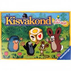 Ravensburger Kisvakond és barátai társasjáték - Társasjátékok - Társasjátékok Ravensburger