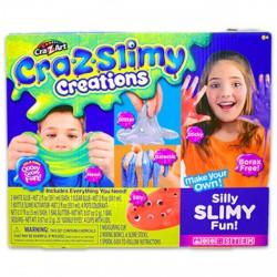 Cra-z-Art Óriás Slimy-gyár készlet, slime - SLIME játékok - SLIME játékok Cra-Z-Art