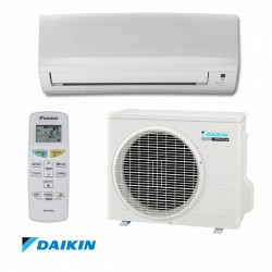 Daikin 3,5 kW FTXB35-C inverteres split klímaberendezés -Klíma berendezések -Klíma berendezések Daikin