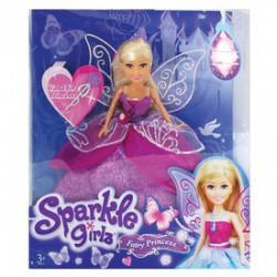 Sparkle Girlz tündér hercegnő baba - 30 cm - Sparkle Girlz játékok - Lányos játékok Sparkle Girlz