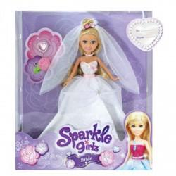 Sparkle Girlz menyasszony baba - 30 cm - Sparkle Girlz játékok - Lányos játékok Sparkle Girlz