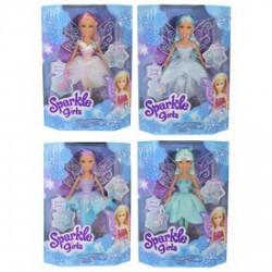 Sparkle Girlz Téltündér baba kiegészítőkkel, 4 féle változatban - Sparkle Girlz játékok - Lányos játékok Sparkle Girlz