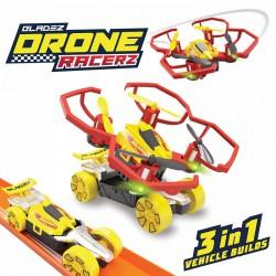 Hot Wheels Bladez Drón Racerz - 3 az 1-ben drón és autó szett - HOT Wheels pályák - HOT Wheels pályák Hot Wheels