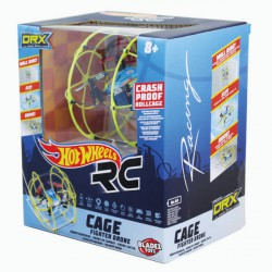 Hot Wheels DRX Exo Sphere Cage fighter Drón - HOT Wheels pályák - HOT Wheels pályák Hot Wheels