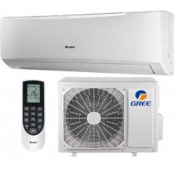 Gree Lomo Plusz inverter 3.2 kw klíma szett Wi-Fi vezérléssel (GWH12QB-K3DND6D), klímaberendezés -Klíma berendezések -Klíma berendezések GREE