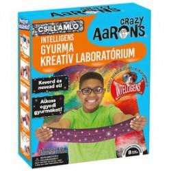 Intelligens gyurma - csillogó kreatív laboratórium - Tudomány és kreatív játék - Tudomány és kreatív játék Intelligens
