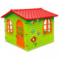 Pillangós-madárkás játszóház - MOCHTOYS kerti játékok - Kerti és vízes játékok Mochtoys