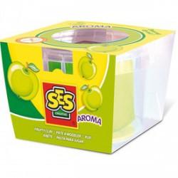 SES gyurma alma illattal - zöld, 90 g - SES Kreatív játékok - SES kreatív játékok SES