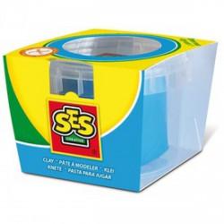 SES tégelyes gyurma - kék, 90 g - SES Kreatív játékok - SES Kreatív játékok SES