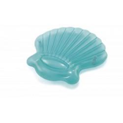 Intex kagylóhéj sziget matrac pohártartóval 191x191x25 cm - BESTWAY strandcikkek - BESTWAY strandcikkek Intex