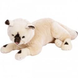 Fekvő sziámi cica plüssfigura - 75 cm - Plüss és állat,-mesefigurák - Plüss és állat,-mesefigurák Keel Toys