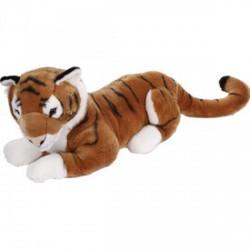 Fekvő tigris plüssfigura - 75 cm - Plüss és állat,-mesefigurák - Plüss és állat,-mesefigurák Keel Toys