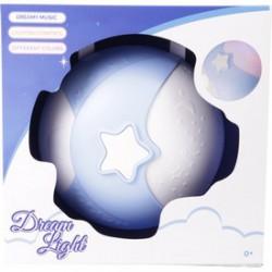 Éjszakai zenélő lámpa - fiús vagy lányos változatban - Bébijátékok - Bébijátékok