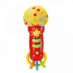 Winfun zenélő bébi mikrofon, bébijáték - Bébijátékok - Bébijátékok Winfun