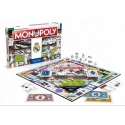Monopoly Real Madrid társasjáték - gyűjtői kiadás - Társasjátékok - Társasjátékok Monopoly