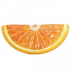 Intex narancs szelet gumimatrac - 178x85 cm - BESTWAY strandcikkek - BESTWAY strandcikkek Intex