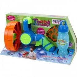 Turbó buborékfújó - Kerti és vízes játékok - Kerti és vízes játékok