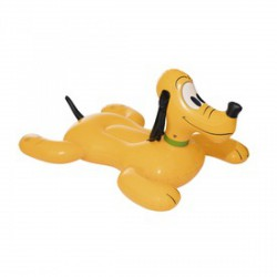 Bestway Pluto kutya lovagló, gumimatrac - 117x107 cm - BESTWAY strandcikkek - BESTWAY strandcikkek Bestway