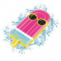 MONDO gumimatrac Jumbo jégkrém 183x76cm - BESTWAY strandcikkek - BESTWAY strandcikkek Mondo