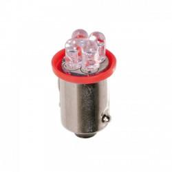 IZZÓ 24 V 4 LED PIROS - LED - LED