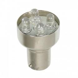 IZZÓ 24 V 5 LED FEHÉR - LED - LED