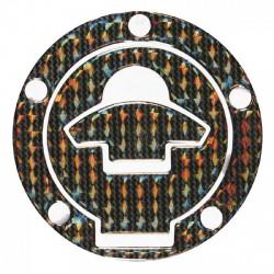 Lampa tanksapka dísz - DUCATI - 3D szivárványos mintával - TANKDÍSZ - DEKORÁCIÓ