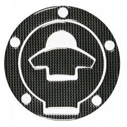 Lampa tanksapka dísz - DUCATI - Carbon mintával - TANKDÍSZ - DEKORÁCIÓ